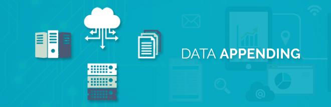 data appending